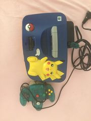 Nintendo 64 Konsole Pokemon