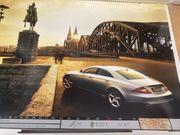 Diverse Mercedes Benz Kalender
