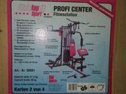 Christopeit Profi Center Fitnessstation