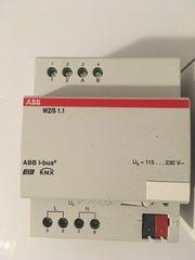 ABB KNX-Wetterzentrale günstig abzugeben