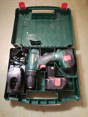Bosch PSR 12 mit Koffer