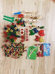 Baufix - ältere Teile ohne Kunststoff