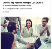 Junior Key Account Manager LEH