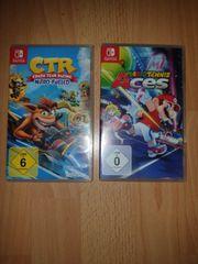 2 Nintendo Switch Spiele