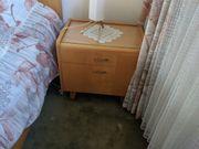 Haushaltsauflösung Schlafzimmer Möbel Bett komplett