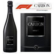 Champagner Carbon Brut Formel 1