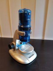 USB Mikroskop mit Zubehör unbenutzt