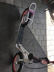 Puky Roller mit Luftreifen