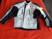 Motorradjacke Jet Textil Gr XL