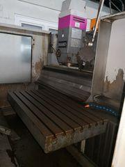 gebr Fräsmaschine Maho 700 W