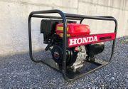 Honda EC 4000 mit einer
