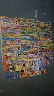 Micky Maus Hefte Comics Diverse