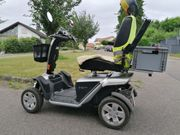 Elektromobil S500F Seniorenfahrzeug 15km