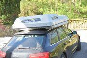 Dachzelt Autocamp 190 mit Oberbox