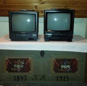 Fernseh-Video-Kombination