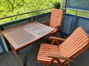 Balkonmöbel Gartenmöbel Holz