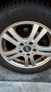 Alufelgen 15zoll ET 45 VW