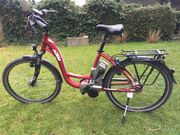 KTM Trekking E-Bike