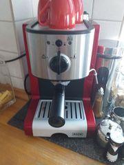 Espressomaschine von Beem 16 bar