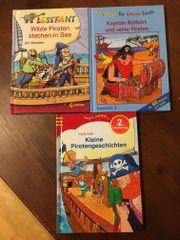 Lese-Bücher Thema Piraten