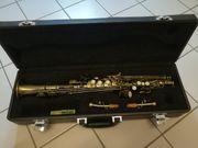 Thomann TSS-350 Antique Sopransaxophon in