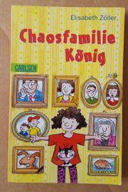 Chaosfamilie König Elisabeth Zöller Kinderbuch