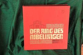 Wagner Sammlung:))Der Ring des Nibelungen(( Karl Bohm Bayrischer Festspiele