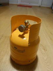 Propan-Gasflasche 1 kg selbst wiederbefüllbar