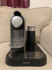 Nespresso Kaffeemaschine von Krups