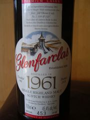 Whisky 0 7 Liter Glenfarclas