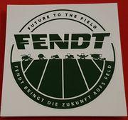 FENDT Aufkleber Future to the