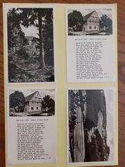 Tromm Odenwald - 8 Postkarten von
