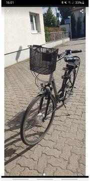 E-bike Damenfahrrad