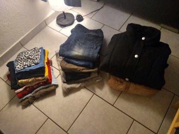 17tlg Damen Kleidungspaket