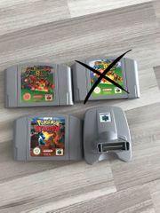 Nintendo 64 Spiele Pokemon Stadium