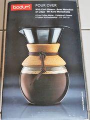 Kaffeebereiter Pour Over von Bodum