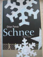 Orhan Pamuk Schnee