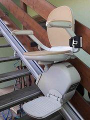 Acorn Treppenlift gerade Superglide 130