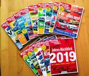 Auto Motor Sport - 14 Hefte -