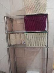 Toilettenregal