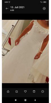 Designer Hochzeitskleid NEU nie getragen