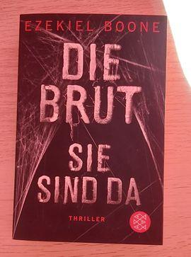 Ezekiel Boone - Die Brut