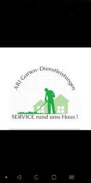 ARI Garten-Dienstleistungen SERVICE rund ums