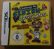 Nintendo DS Spiel Gehirn-Jogging für