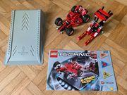 Lego Technik Rennwagen Setnummer 8237