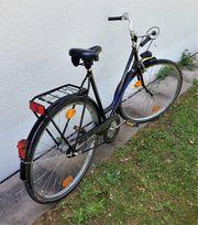 Fahrrad Voll funktionsfähig Fahrbereit