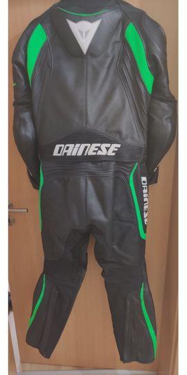 Motorradbekleidung Herren - Lederkombi Dainese neuwertig