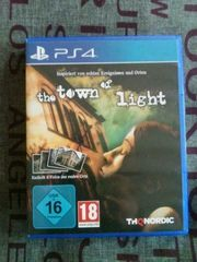 PS4-Spiel The Town of Light