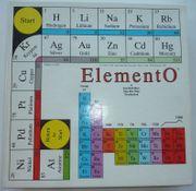 Chemie-Spiel elementO