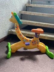 VTECH Tierspaß Giraffe Fitnessbike